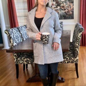 NWT Nanette Lepore Wool Blend Coat